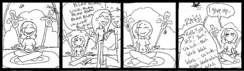 Meditational Mishaps