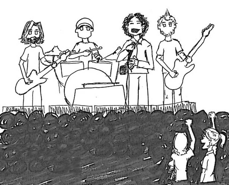 Cartoon Concert Tickets Em²a Cartoon » Dredg Concert