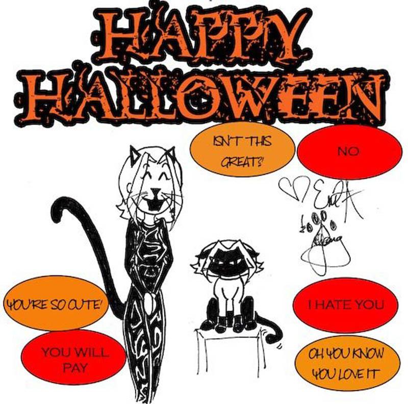 Happy Halloween 2005
