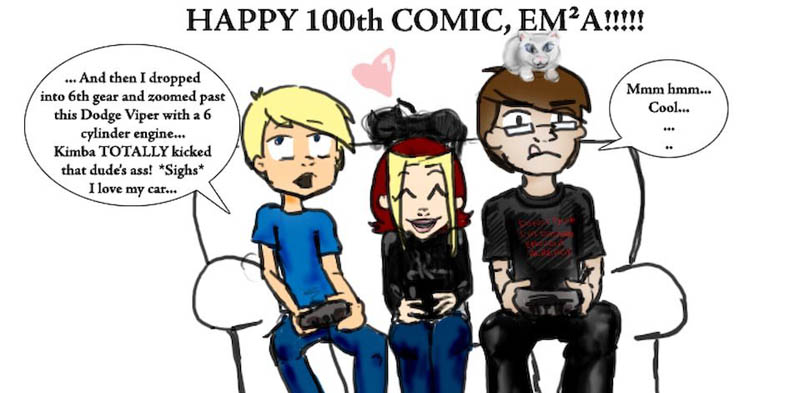 Happy 100! Flashback
