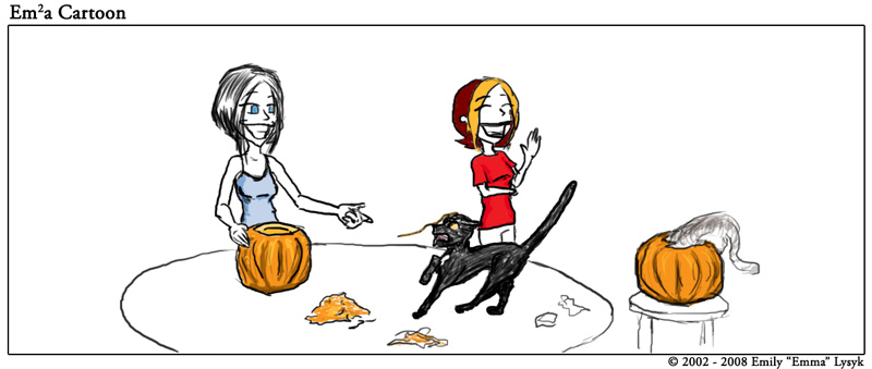 Happy Halloween 2008!