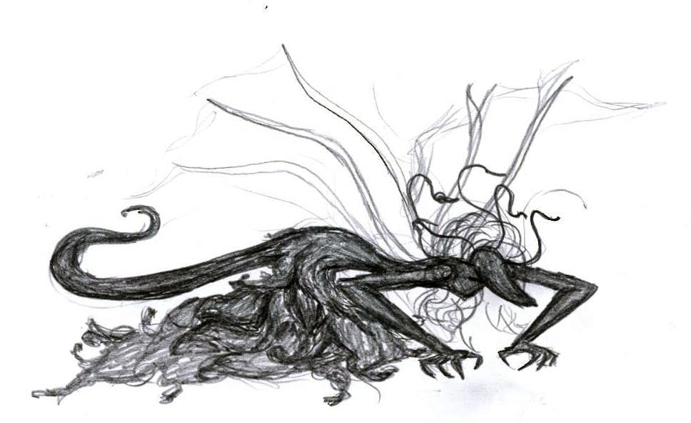 Fae Queen in Attack Mode
