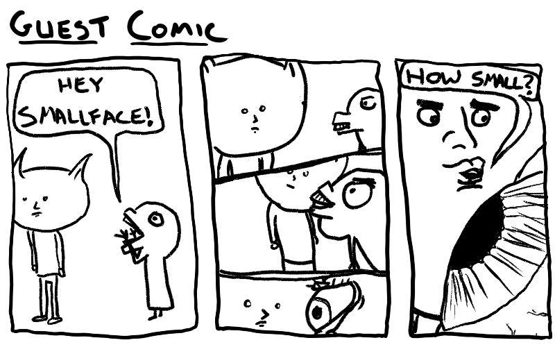 Guest Comic – Christopher Toledo